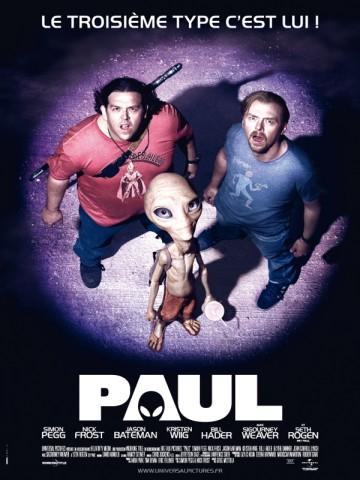 Affiche Paul