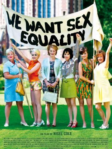 Affiche We Want Sex