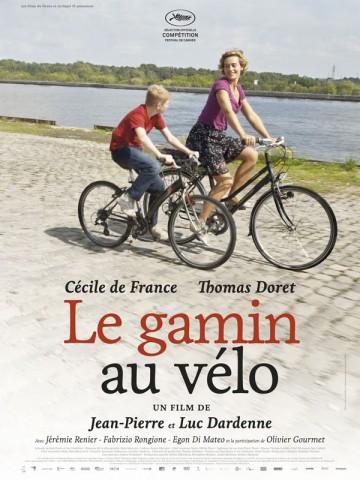 Affiche Gamin au vélo (Le)