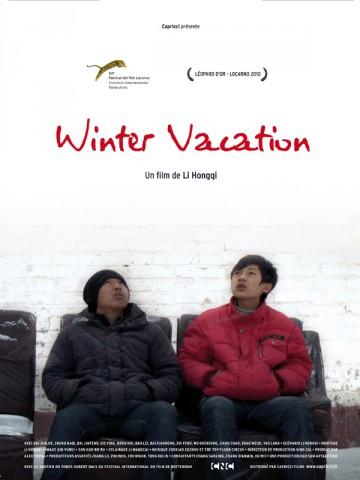 Affiche Winter Vacation