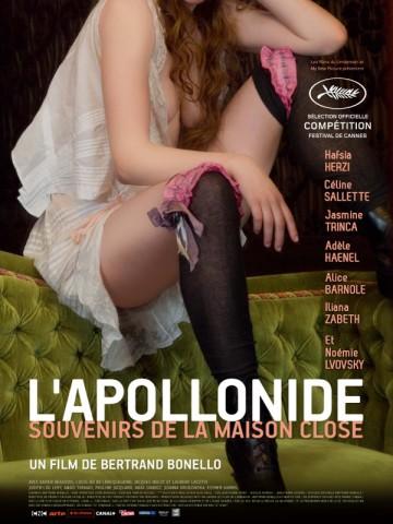 Affiche Apollonide (L') - Souvenirs de la maison close