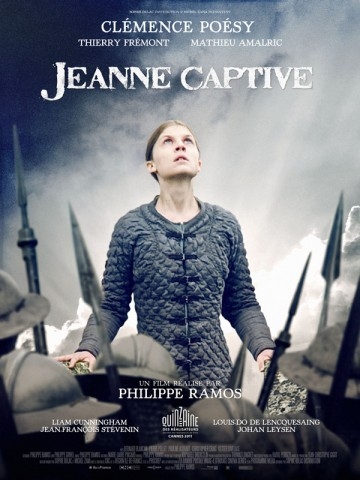 Affiche Jeanne captive