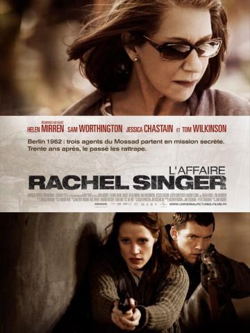 Affiche Affaire Rachel Singer (L')