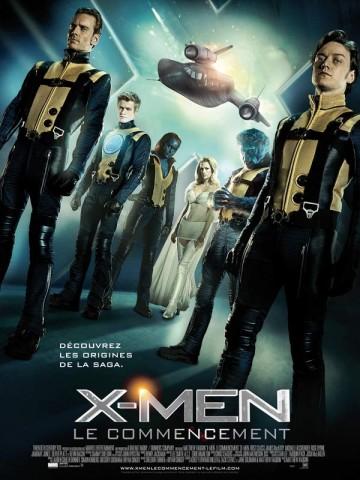Affiche X-Men: le commencement