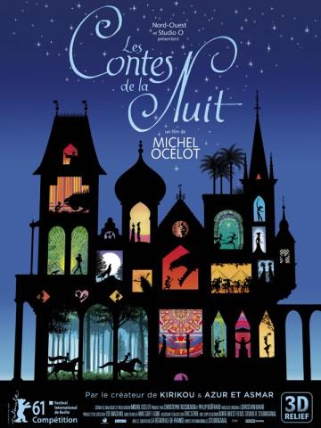 Affiche Contes de la nuit (Les)