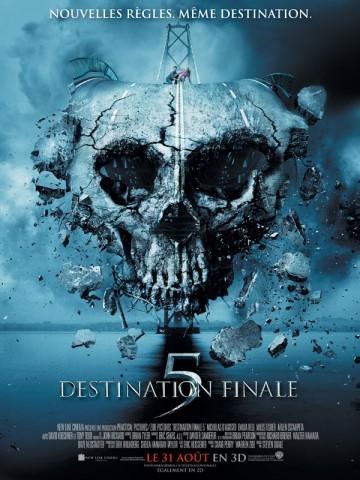 Affiche Destination finale 5