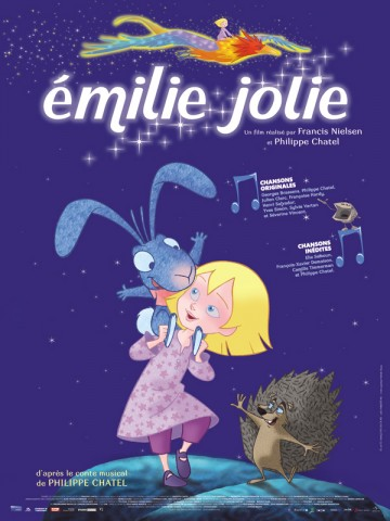 Affiche Emilie Jolie