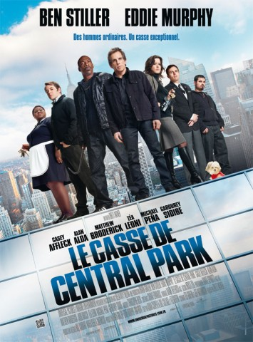 Affiche Casse de Central Park (Le)
