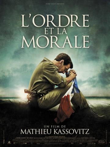 Affiche Ordre et la morale (L')