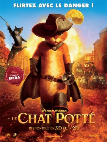 Affiche Chat Potté (Le)