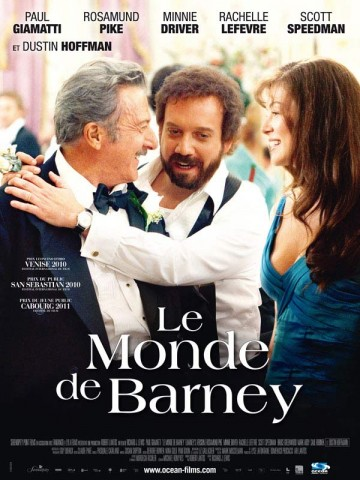 Affiche Monde de Barney (Le)