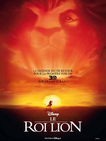 Affiche Roi lion (Le)