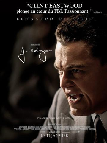 Affiche J. Edgar
