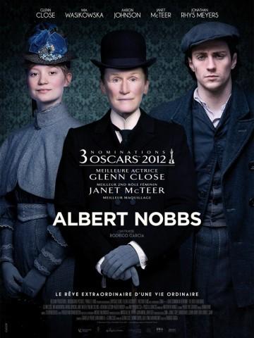 Affiche Albert Nobbs
