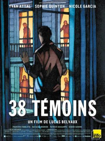 Affiche 38 témoins