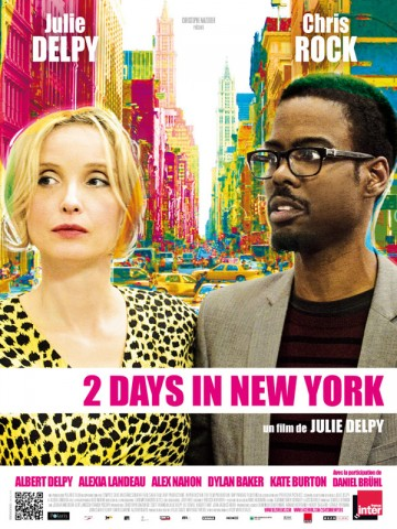 Affiche 2 Days in New York