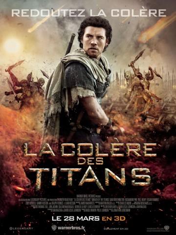 Affiche Colère des Titans (La)