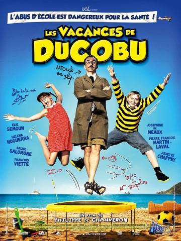 Affiche Vacances de Ducobu (Les)