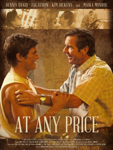 Affiche At any Price