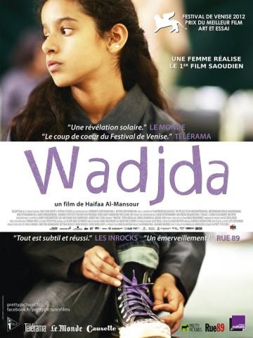 Affiche Wadjda