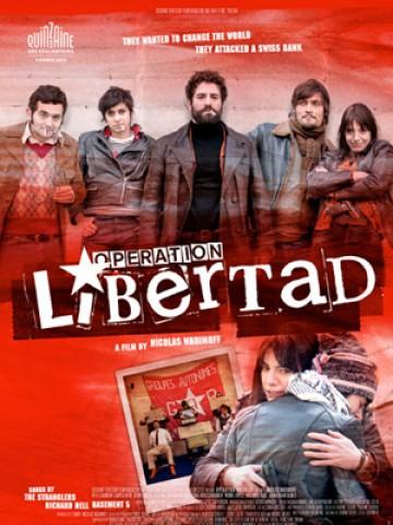 Affiche Opération Libertad