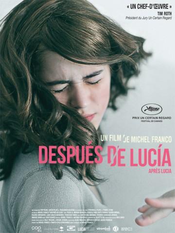 Affiche Después de Lucía