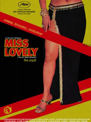 Affiche Miss Lovely