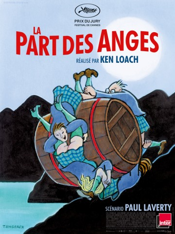 Affiche Part des anges (La)