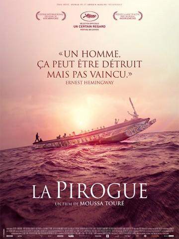 Affiche Pirogue (La)