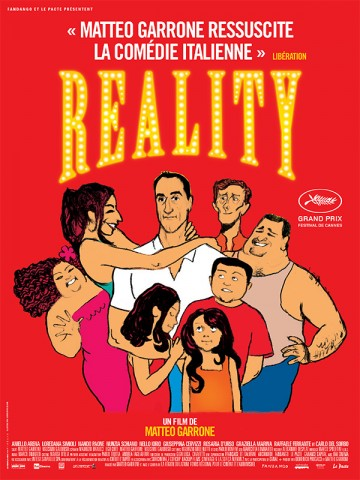 Affiche Reality