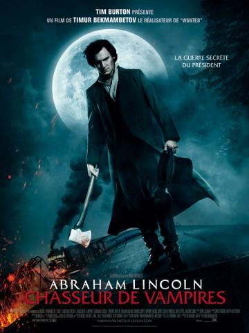 Affiche Abraham Lincoln - Chasseur de vampires