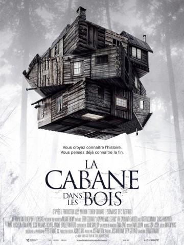 Affiche Cabane dans les bois (La)