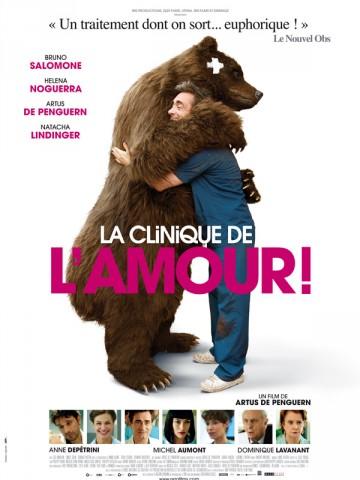 Affiche Clinique de l'amour! (La)