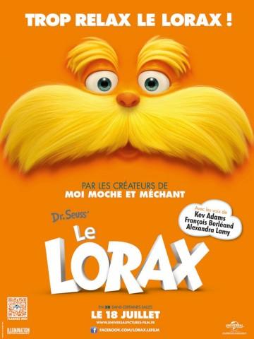 Affiche Lorax (Le)