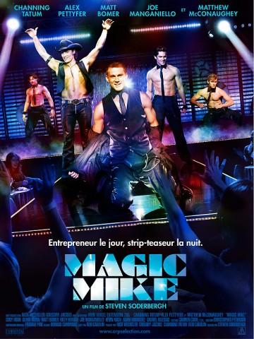 Affiche Magic Mike