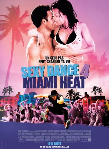 Affiche Sexy Dance 4: Miami Heat