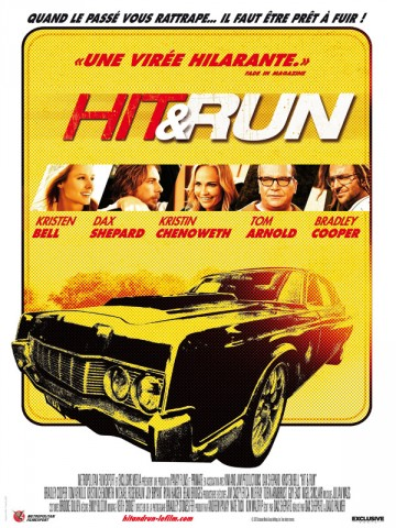 Affiche Hit and run
