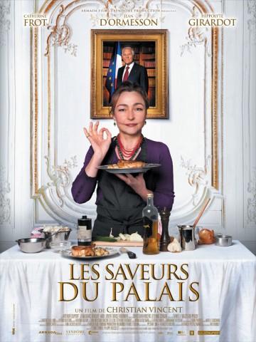 Affiche Saveurs du palais (Les)