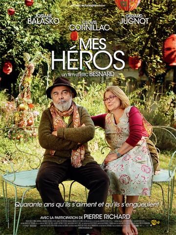 Affiche Mes héros