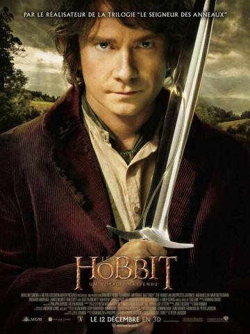 Affiche Hobbit: un voyage inattendu (Le)