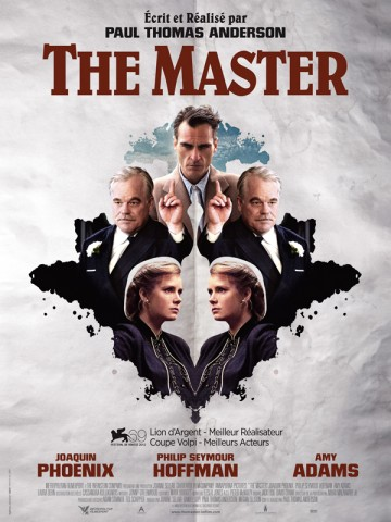 Affiche The Master