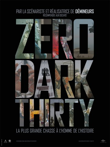Affiche Zero Dark Thirty