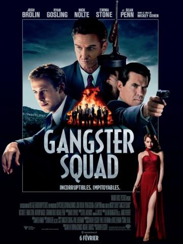 Affiche Gangster Squad