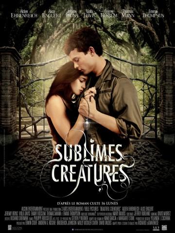 Affiche Sublimes Créatures