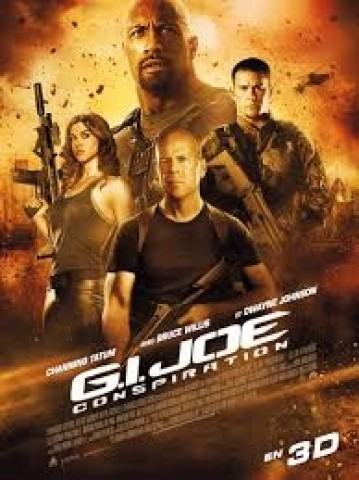 Affiche G.I. Joe – Conspiration