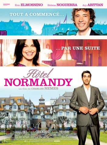 Affiche Hôtel Normandy