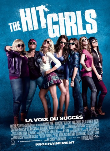 Affiche Hit Girls