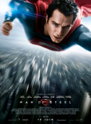 Affiche Man of Steel