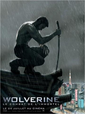 Affiche Wolverine: Le combat de l'immortel - 3D