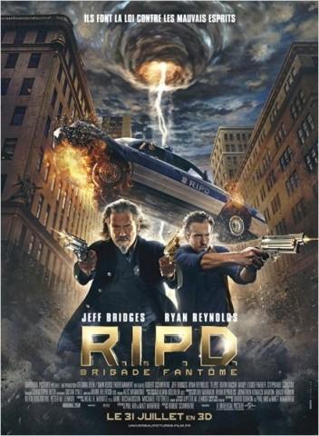 Affiche R.I.P.D. Brigade Fantôme - 3D